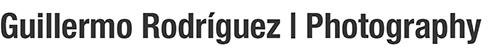 Guillermo Rodríguez —– Fotografía